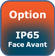 Option IP65 Face Avant